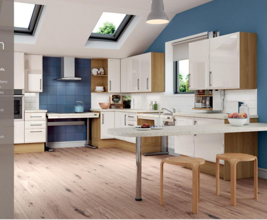 Accessible Kitchens Ascot