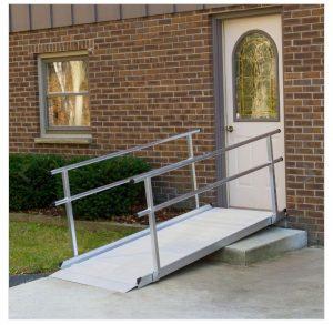 Exterior Access Ramps Reading